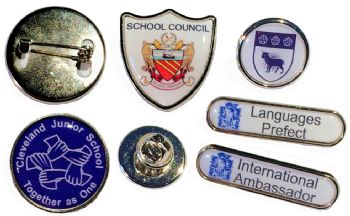 School Badges Custom design